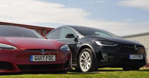 Electric Vehicles for sale - Tesla