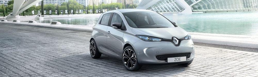 Buy a Renault ZOE - EV Sales