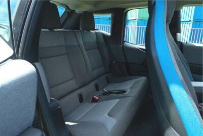 BMW i3 seats