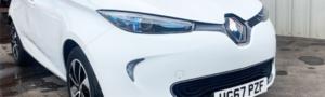 Buy a Renault ZOE at EV Sales