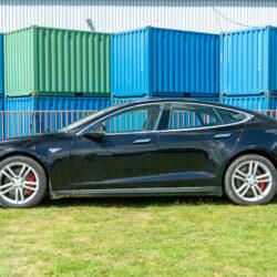 Tesla Model S P85 for sale