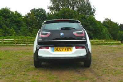 BMW i3 94Ah rear