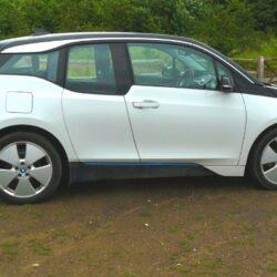 BMW i3 for sale side