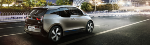 Living with electric vehicles - the BMW i3.